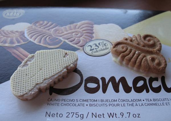 Domaćica s bijelom čokoladom (Snimila Božice Brkan / Acumen)