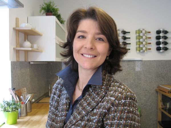 Ana Marušić Lisac iz Biotechnicona (Snimila Božica Brkan / Acumen)