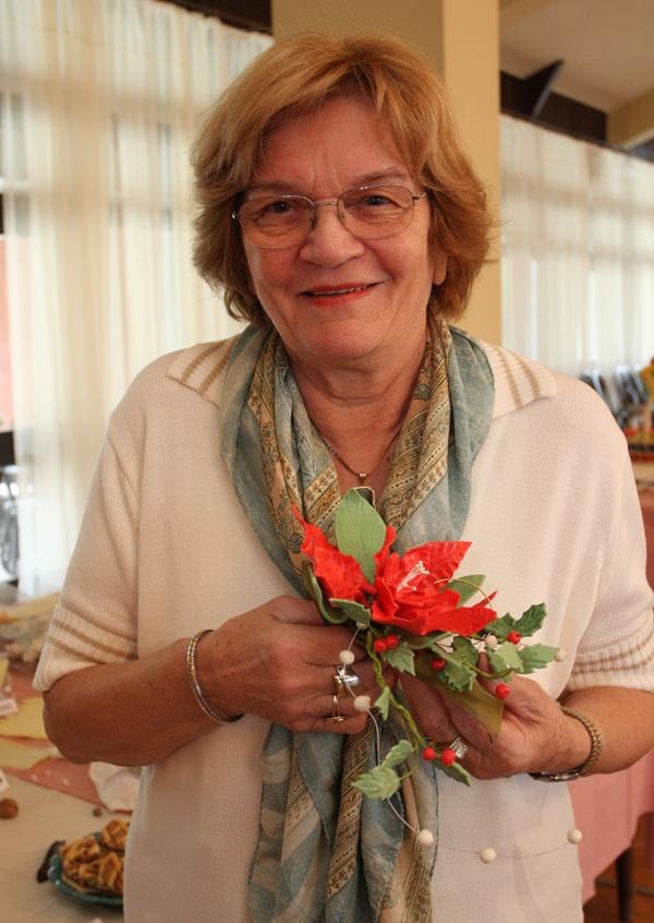 Dama od šećera Rozalija Kurjaković (Snimio Dražen Kopač / Acumen)