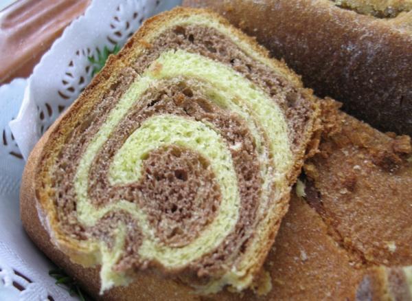 Jedno tijesto u dvije boje, poput mramornoga kolača (Snimio Miljenko Brezak / Acumen)