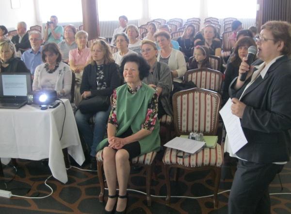 S uvodne prezentacije Božice Brkan (Snimio Miljenko Brezak / Oblizeki)
