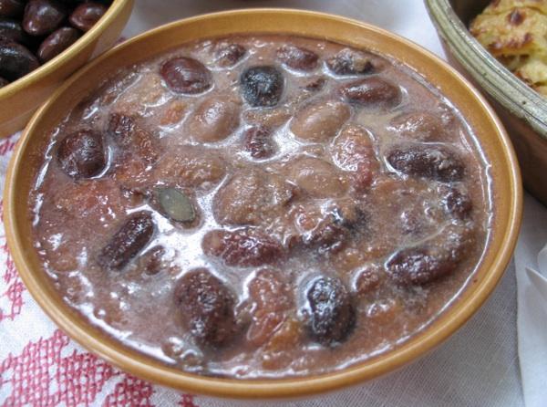 Šljivovec, zanimljiva starinska sirotinjska zagorska izdašna juha (Snimila Božica Brkan / Oblizeki)