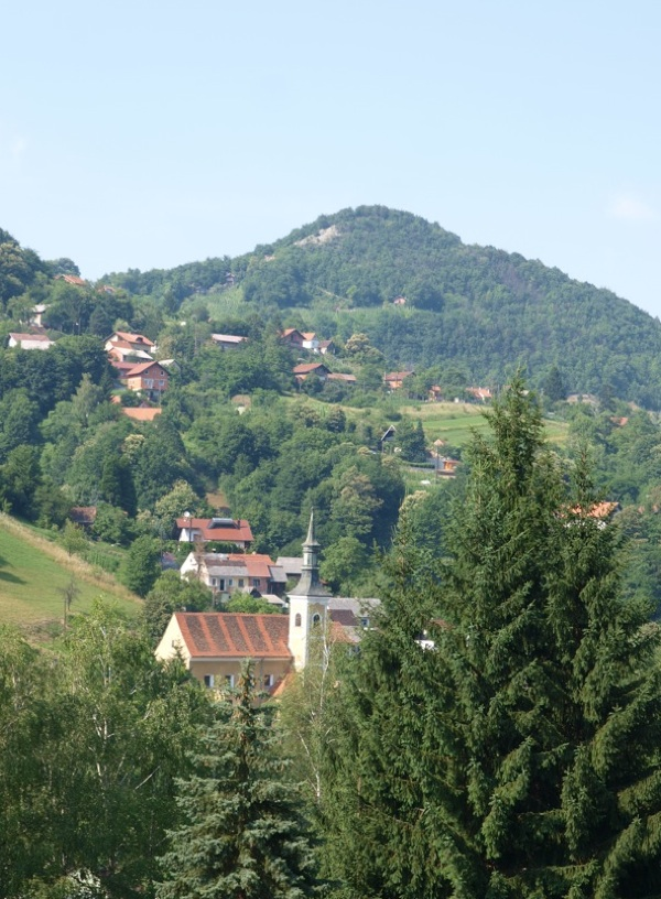 Pogled na središte Ruda (Snimio Romeo Ibrišević / Oblizeki)