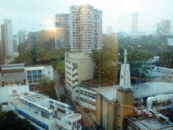 Pogled na Hong Kong (Snimila Marina Filipović Marinshe / Oblizeki)
