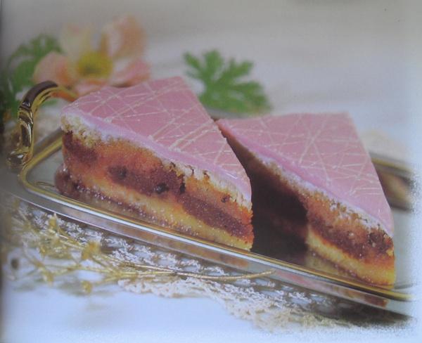 Punč torta iz knjige Slatke fantazije Ivanke Biluš i božice Brkan