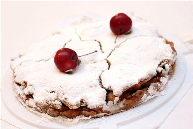 Nagrađena torta-pita: bezglutenska, pomaknuta, ali sjajna okusa (Snimio Dražen Kopač / Oblizeki)