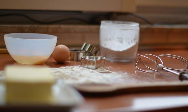 Ideja u nastajanju: s kuhinjskog na pisaći stol (Privatni album / Oblizeki)