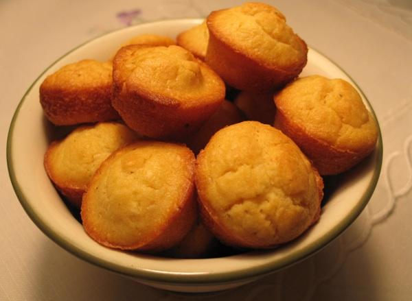 Ivankini kukuruzni muffini (Snimila Marina Filipović/ Oblizeki)