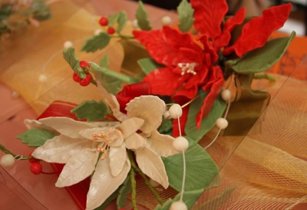 Kako oblikovati ovo ušećereno cvijeće, na posebnojn radionici predstavit će Rozalija Kurjaković (Snimila Božica Brkan/ Oblizeki)