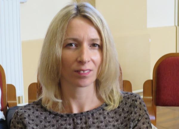 Doc. dr. Sandra Balbino (Snimila Božica Brkan / Oblizeki)
