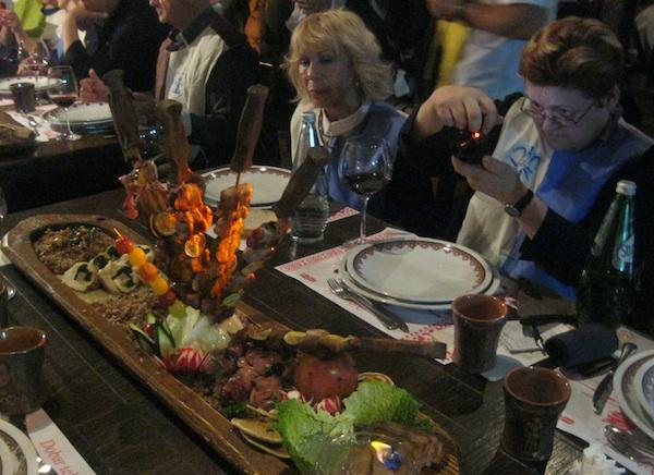 Kako prenijeti sve nijanse brojnih zanimljivih ponuđenih povijesnih jela? (Snimio Miljenko Brezak / Oblizeki)