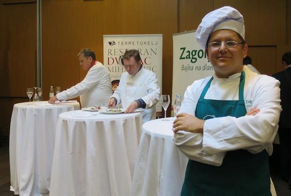 Prepoznatljiv stil: chef Mislav Božić iz Ville Magdalene spaja internacionalnu i zagorsku kuhinju (snimila Božica Brkan / Oblizeki)