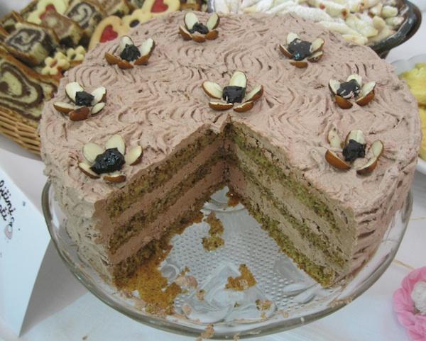 I torta kao dio purgerske krapinske baštine (Snimila Božica Brkan / Oblizeki)