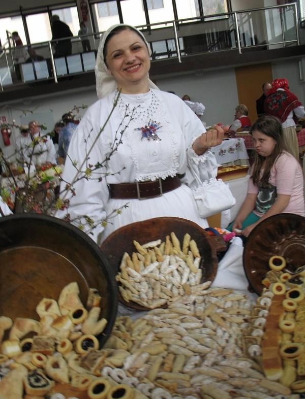 Vesna Hršak na jednome od predstavljanja na Babičinim kolačima (Snimio Miljenko Brezak / Oblizeki)