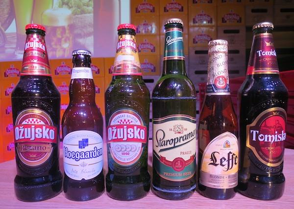 Piva s kojima smo se družili u Pivani (Snimio Miljenko Brezak / Oblizeki)
