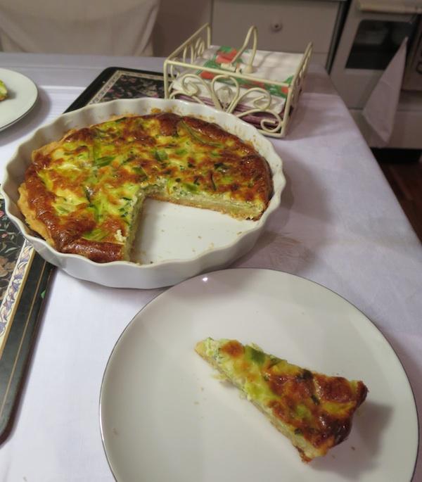 Jedna od verzija slavnoga francuskog jela poslužena na stolu ugledne gastrostručnjakinje Ivanke Biluš (Snimila Božica Brkan / Oblizeki)