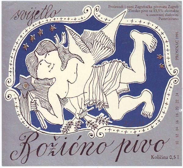 Godina je 1991.: prepoznatljivi crtež i boje Ivana Lovrenčića.