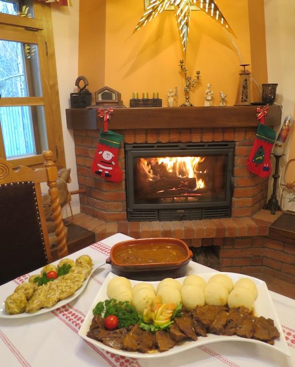 U toplome ozračju odlična hrana još više godi (Fotografija Božica Brkan / Oblizeki)