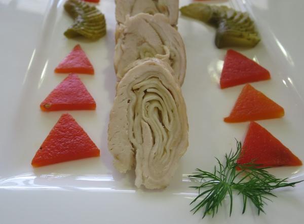 Ovo se može jesti i stojeći, s tanjurom u ruci (Fotografija Oblizeki)