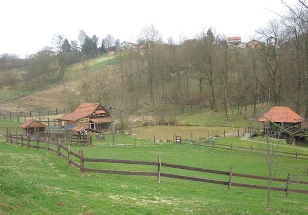 Dio moslavačkoga krajolika: seoski turizam Stari Mlin (Fotografija Božica Brkan / Oblizeki)