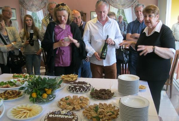Na predstavljanju kuhinje restorana Artatore (Fotografija Miljenko Brezak / Oblizeki)