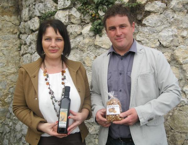 Mladi opegeovci Snježana i Tomislav Kovač iz Jaškova (Fotografija Božica Brkan / Oblizeki)