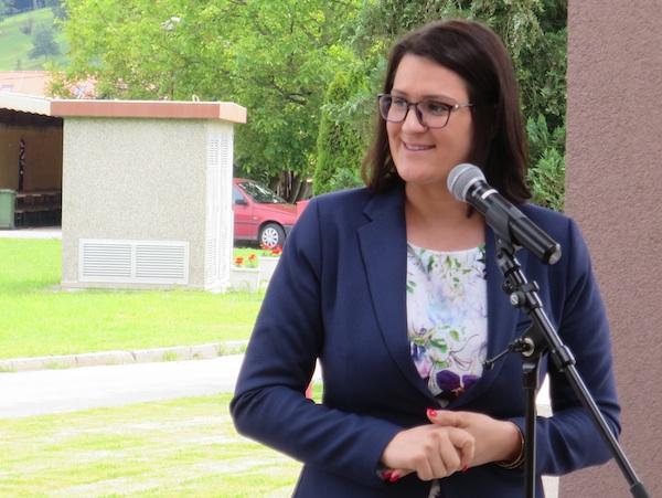 Zamjenica ministra Turizma Martina Jantol: enogastronomija na topl listri strateškog razitka (Fotografija Miljenko Brezak / Oblizeki)