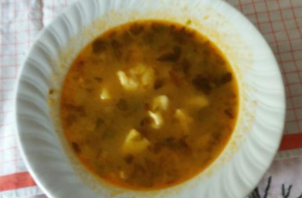 Jednostavno juha od ostataka (Arpad Kothai)