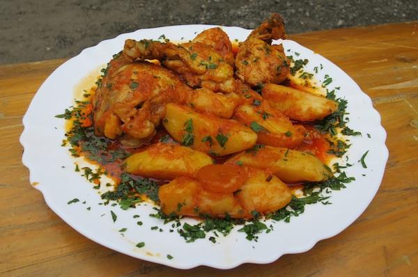Jednostavno, a krasno jelo (Fotografija Miljenko Brezak)