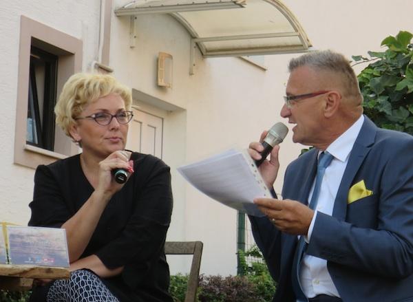 Sanja Prijatelj govori o najnovijoj Vrbojevčkoj kuharici (Fotografija Miljenko Brezak / Oblizeki)