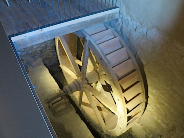 A mlinsko se kolo okreće... (Fotografija Miljenko Brezak / Oblizeki)