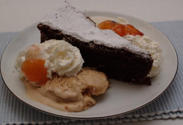 Torta Capri, mnogo čime posestrina Frankopanki (Fotografija Božica Brkan / Oblizeki)