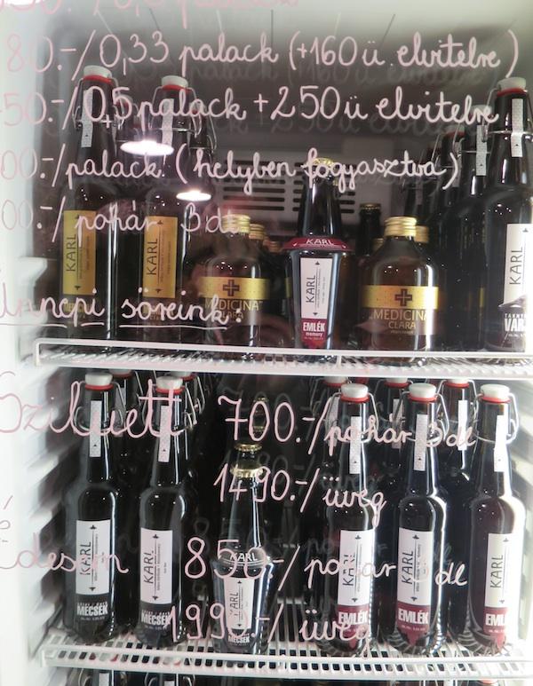 Pivo Karl u svome hladnjaku (Fotografija Miljenko Brezak/ Oblizeki)