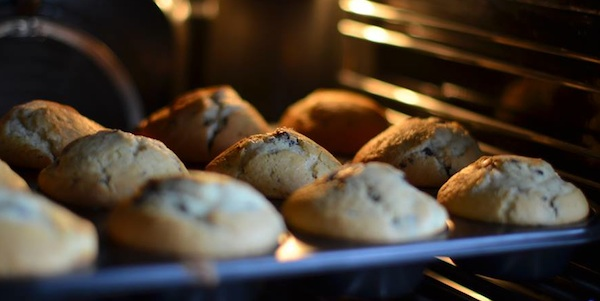 Muffini s voćem (Fotografija Oblizeki)