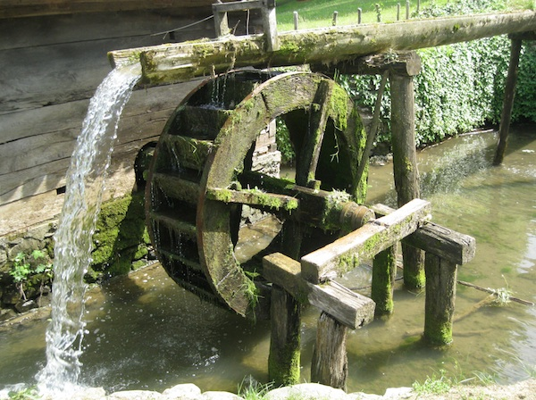 A kolo mlinsko okreće se i okreće... (Fotografija Miljenko Brezak / Oblizeki)