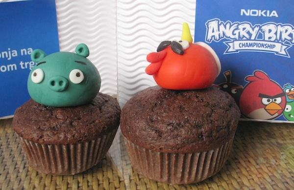 PR muffini iz Nokie (Fotografija Božica Brkan / Oblizeki)