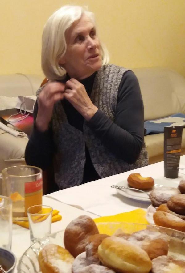 Ankica Horvat iz jablanovca koja je pripremila, prema mišljenju chefa Roberta Slezaka, najbolje krafle u Hrvatskoj (Fotografija Robert Slezak / Oblizeki)