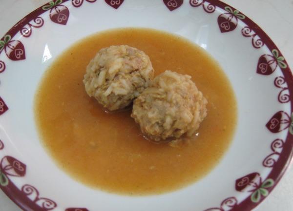 Ćufti se obično poslužuju s pireom od krumpira (Fotografija Božica Brkan / Oblizeki)