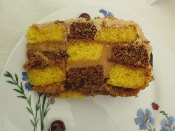 Kriška torte Šahpvnice (Fotografija Miljenko Brezak / Oblizeki)