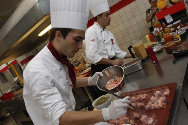 Zagrebački dani mladoga chefa Jadranka na jednom od događanja Oblizeka (Fotografija Dražen Kopač / Oblizeki)