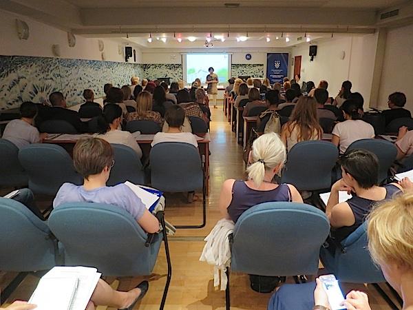 Vrlo zainteresirana publika (Fotografija Miljenko Brezak / Oblizeki)