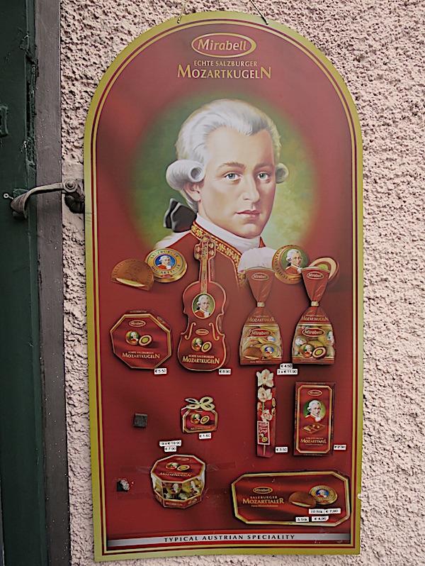 Mozart na svakom koraku, u svim osjetilima (Fotografija Božica Brkan / Oblizeki)