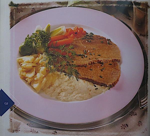 Tafelšpic prema kuharici Jela iz Vegetine kuhinje