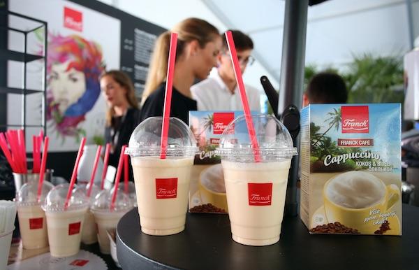 Protiv vrućina ledene kave (Fotografija Franck)