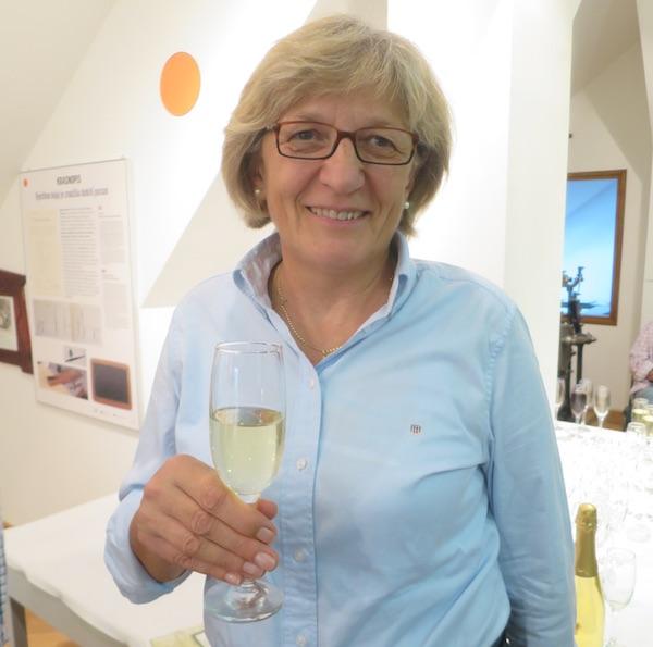 Ravnateljica slatinskoga Zavičajnog muzeja Dragica Šuvak (Fotografija Miljenko Brezak / Oblizeki)