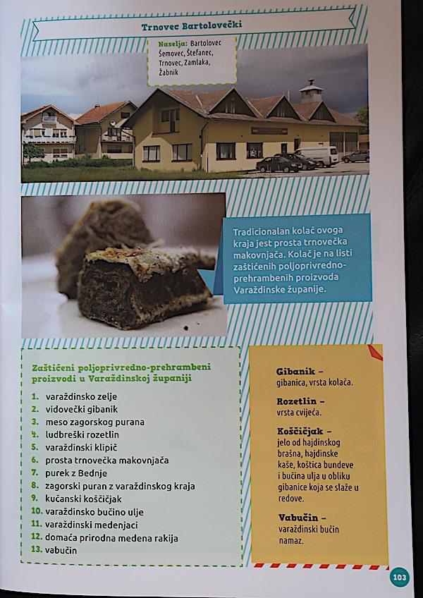 Stranica iz priručnika s fotografijom Igora Sitara s Oblizeka