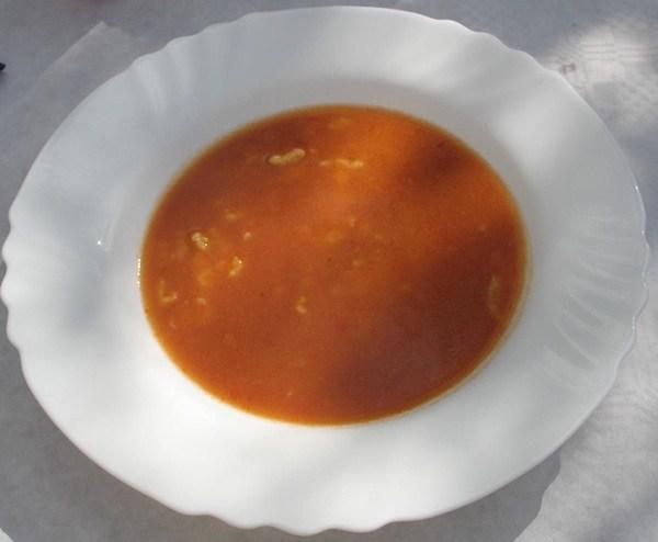 Juha od rajčice omiljena je manje nego što se misli (Fotografija Božica Brkan / Oblizeki)