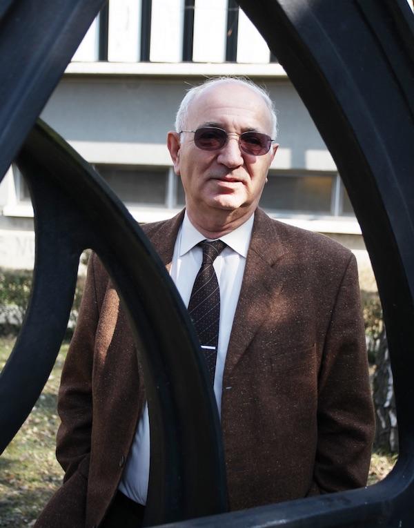 Profesor emeritus Igor Čatić (Fotografija iz privatne arhive)