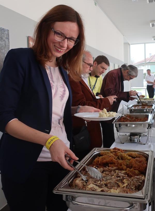 Ivanićgrađani svoj turizam oslanjaju i na dobar stol (Fotografija Božica Brkan / Oblizeki)