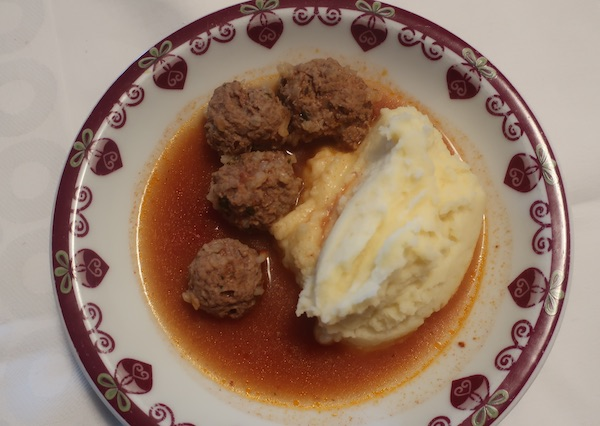 Na naš nači: ćufti s pire krumpirom (Fotografija Božica Brkan / Oblizeki)